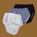 Ochranné inkontinenční kalhotky POLY DUO nízké
