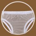 Ochranné inkontinenční kalhotky PVC FIX nízké