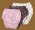 Ochranné inkontinenční kalhotky POLY DUO SAN nízké
