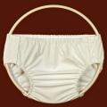 Ochranné inkontinenční kalhotky POLY ZAPÍNACÍ nízké