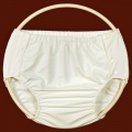 Ochranné inkontinenční kalhotky POLY ZAPÍNACÍ střední