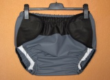 Ochranné inkontinenční kalhotky POLY ZAVINOVACÍ vysoké