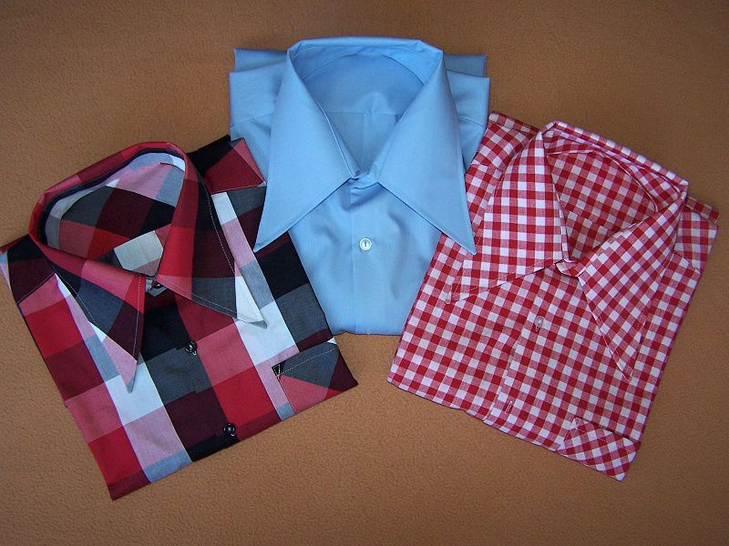 """Košile """"RETRO"""" s dlouhými rukávy In-Tex"""
