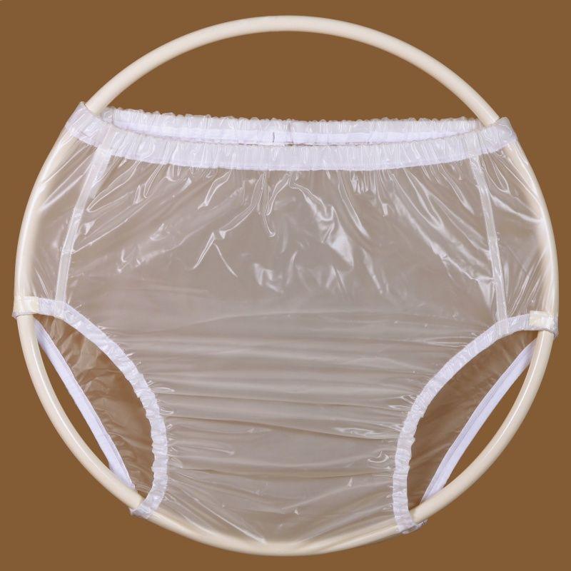 Ochranné inkontinenční kalhotky PVC 2G střední In-Tex