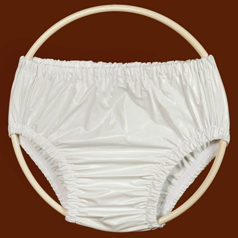 Ochranné inkontinenční kalhotky PVC FIX střední In-Tex