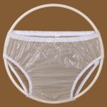 Ochranné inkontinenční kalhotky PVC KLASIK nízké In-Tex