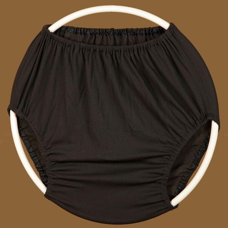 Kalhotky SAN vysoké - černá In-Tex