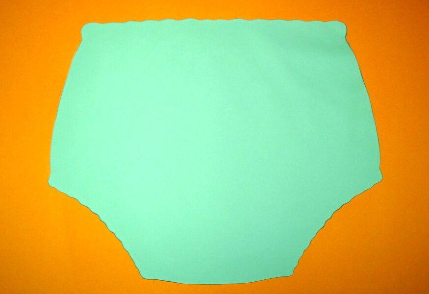 Ochranné inkontinenční kalhotky MEDIK SAN ZAPÍNACÍ střední In-Tex