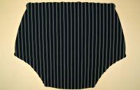 Ochranné inkontinenční kalhotky POLY DUO SAN ZAPÍNACÍ slip - 2.šedá tričkovina In-Tex