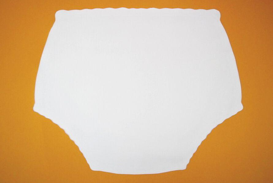 Ochranné inkontinenční kalhotky PVC DUO ZAPÍNACÍ slip In-Tex