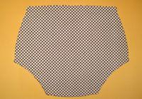 Ochranné inkontinenční kalhotky PVC DUO ZAPÍNACÍ vysoké In-Tex
