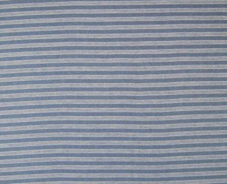 Body pro inkontinenci KLASIK - krátké rukávy - 7.modrošedý proužek úplet In-Tex