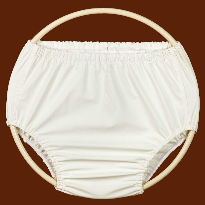 Kalhotky Poly Fix, vel.0 vysoká, bílé In-Tex