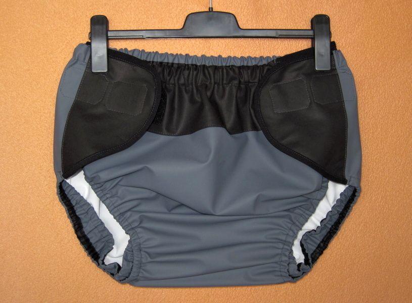 Kalhotky POLY ZAVINOVACÍ, vel.1 vysoké, modré In-Tex