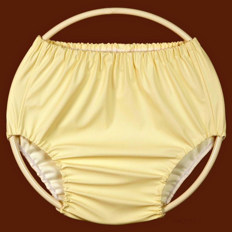 Ochranné inkontinenční kalhotky POLY 2G vysoké - béžová In-Tex