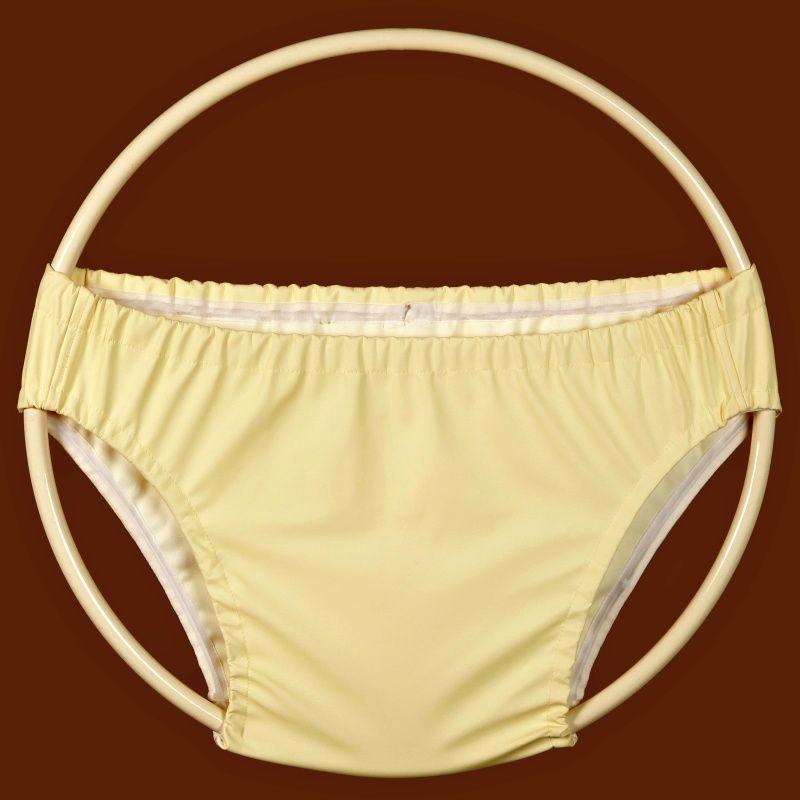 Ochranné inkontinenční kalhotky POLY KLASIK slip - béžová In-Tex