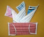 ROUŠKA ze dvou vrstev bavlny In-Tex